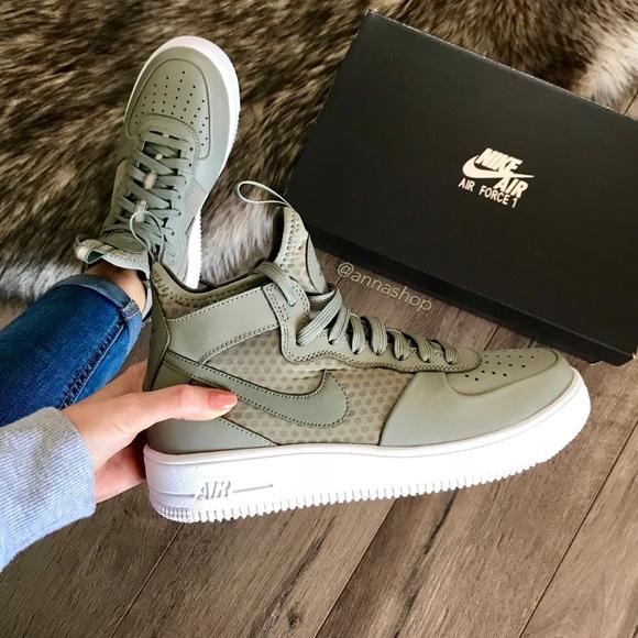 Nike Shoes Nwt Af1 Ultraforce Mid Poshmark